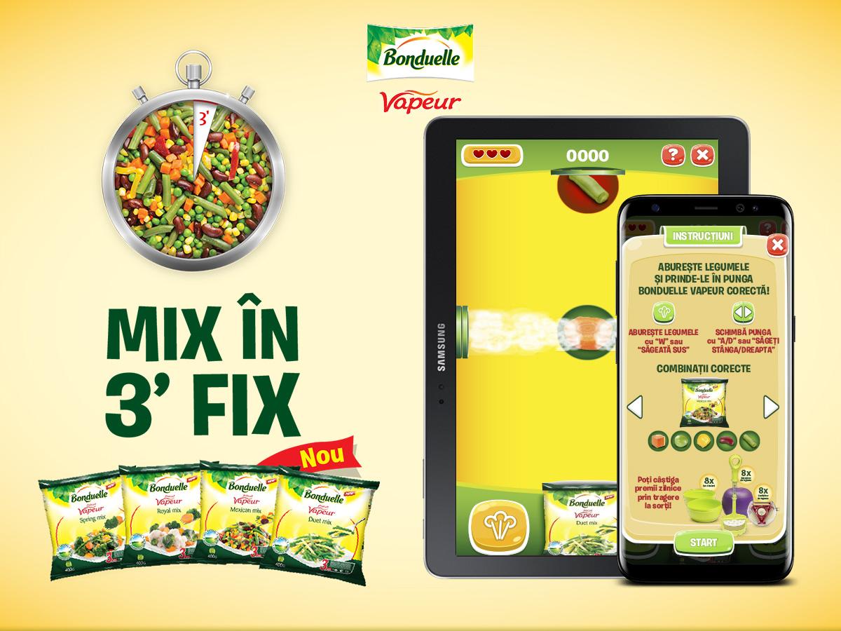 applications-platforms-website development-cre8ive geeks-Mix in 3 Fix - Bonduelle